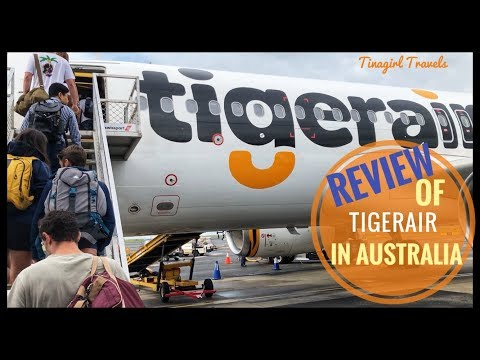 What It's Like To Fly On Australia's Tigerair