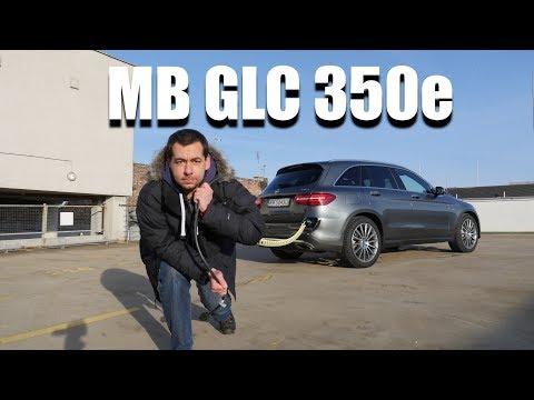 Mercedes-Benz GLC 350e - hybrydowy SUV (PL) - test i jazda próbna