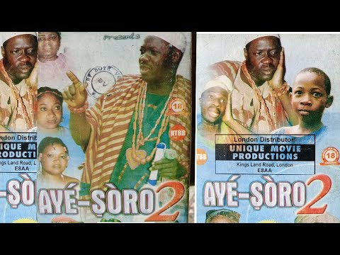 Download AYESORO PART 2 -Yoruba epic Movie  Staring Ogogo,  Ronke Oshodi Oke ,Olaiya