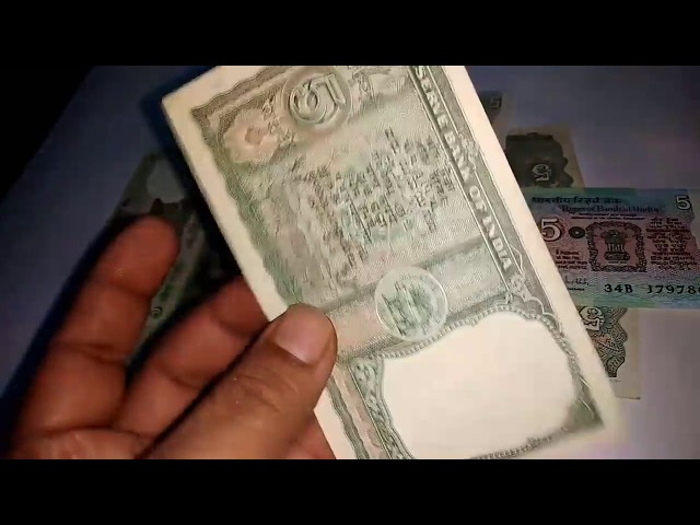 5 Rupee Deers Note Value.! ??? ???? ??? ?? 5 Rs. ???? ?? ???? ???? ??? ?? ?? ?????? ????? ?????
