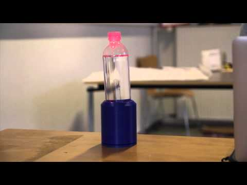 Advanced Physical Computing (Aarhus University) - Ambient Bottle Attachment Device