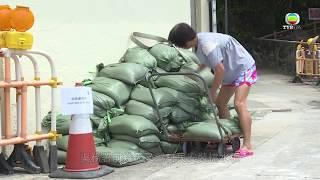 《東張西望》超強颱風「山竹」來襲  鯉魚門嘅商戶點做準備?