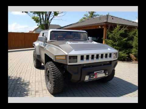 Hummer Hx Concept Youtube