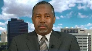dr ben carson talks division and anger in america