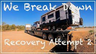 We Break Down - Part 2|Caravanning Australia|Road Trip Australia|biglap - Just Vanning It