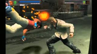 [PS2] Urban Reign Mission23 Back Alley - Avenging the Honor