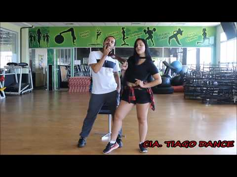 NÃO ENCOSTA - Ludmilla e DJ Will 22 COREOGRAFIA CIA TIAGO DANCE