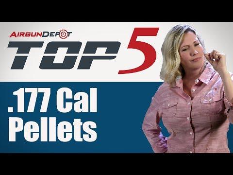 Top 5: .177 Caliber Pellets