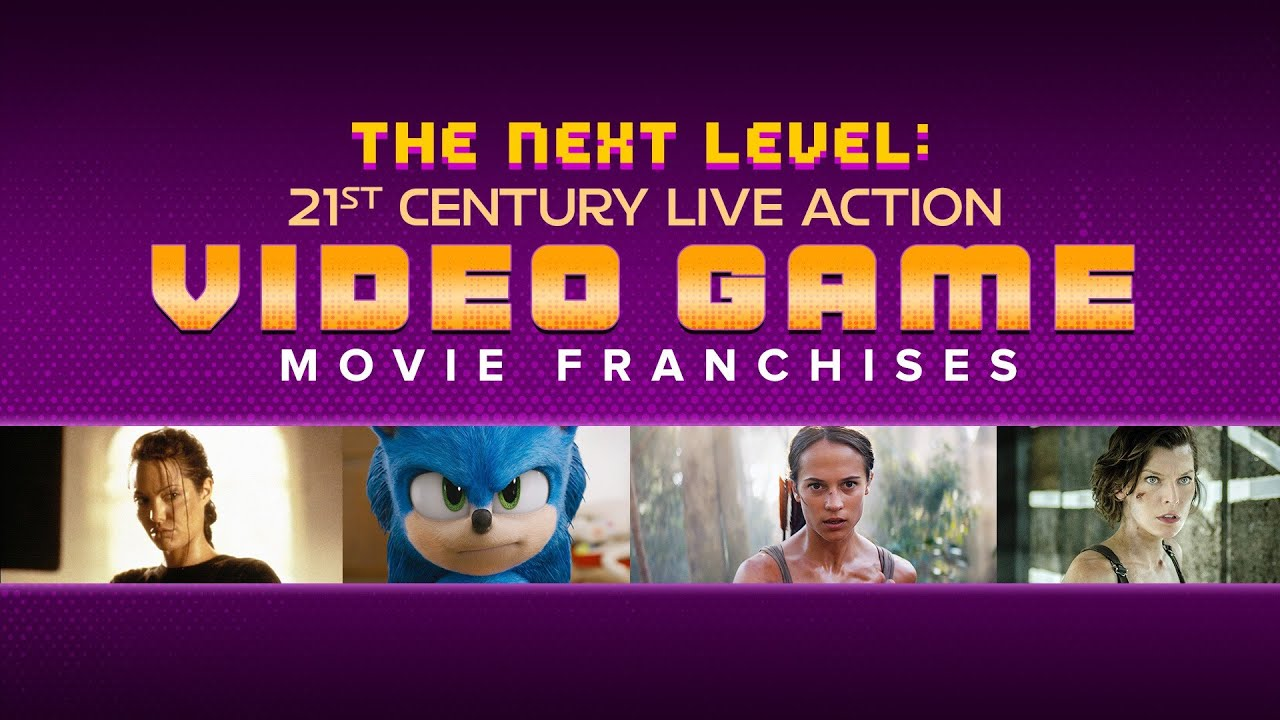 21st Century Live Action Video Game Movie Trivia | FandangoNOW Extras