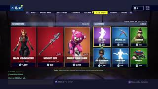 FORTNITE AVENGERS ENDGAME CROSSOVER ( Use Code: OUTSIDER_JR )