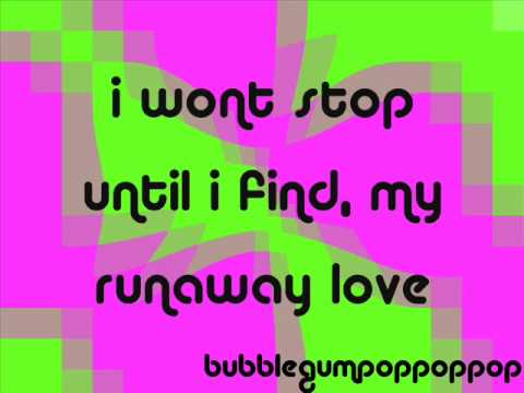 Justin Bieber - Runaway Love - lyrics STUDIO VERSION