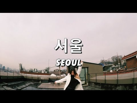 MY LAST DAY IN SEOUL, SOUTH KOREA