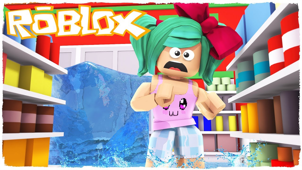 Escape Del Mercadona Roblox Escape The Supermarket Obby - escapa de la escuela roblox en espa#U00f1ol youtube