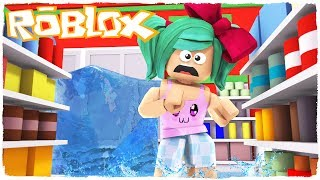 🤘 ESCAPE DEL MERCADONA – ROBLOX (Escape the Supermarket Obby)