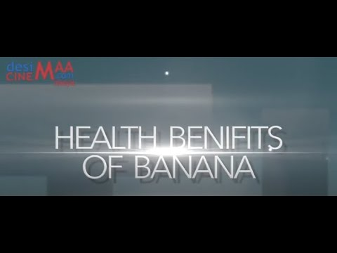 HEALTH BENEFITS OF OVERRIPE BANANA