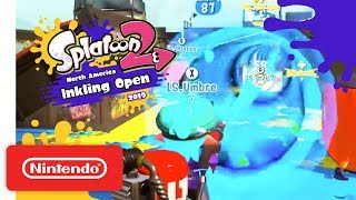 Qualifier Finals Pt. 4 | Splatoon 2 NA Inkling Open 2019