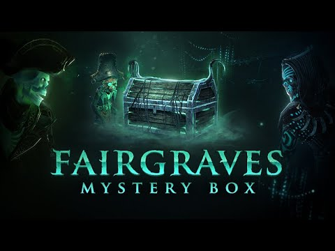 What's in the Fairgraves Mystery Box?