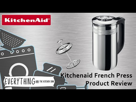 KitchenAid 5 Cup French Press Review
