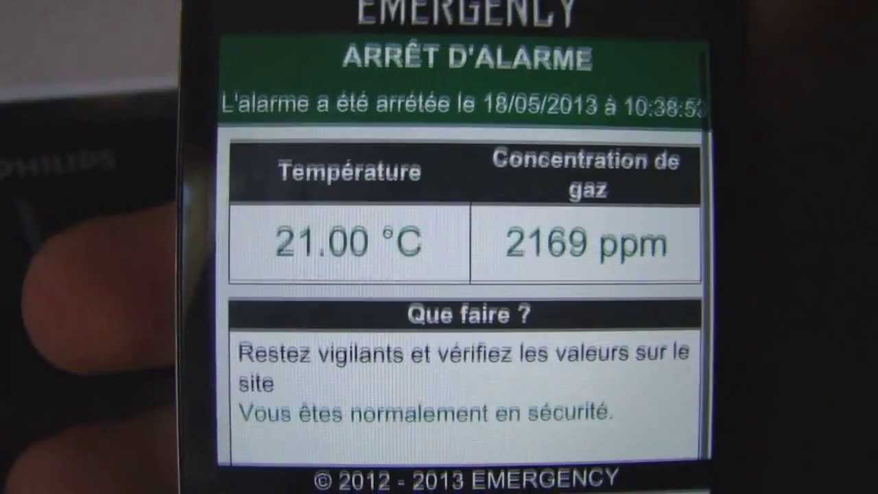 Raspberry pi alarme maison ventana blog for Alarme maison freebox