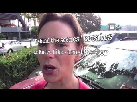 Bootcamp#3 How to Create the Know Like Trust Factor in Your Videos