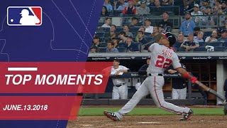 Top 10 Plays of the Day: June 13, 2018