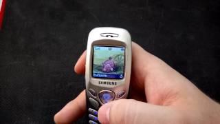 Обзор телефона Samsung SGH C200