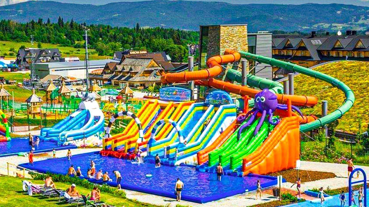 Download Terma Bania | All Water Slides