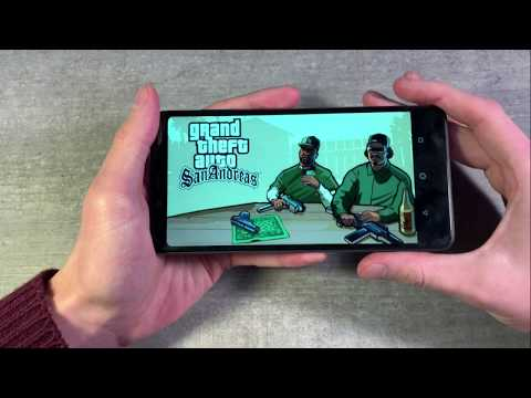 Игры Nokia 3.1 Plus (GTA:SanAndreas, PUBG:Mobile, Unkilled)