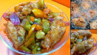 Special Chicken Manchurian In Chines Style - By Better Ways For Cooking.