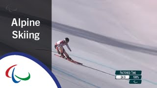 Alpine Skiing: Super Combined | Super-G |  PyeongChang2018 Paralympic Winter Games