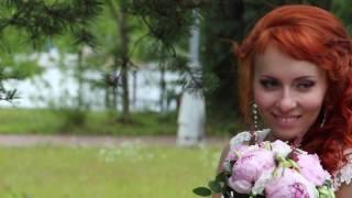 Свадьба с квадрокоптера. Москва