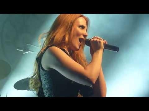 Epica - The Phantom Agony (live @ Metropool Hengelo 12.01.2012) 7/9