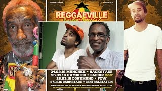 Clive Hunt ls. Patrice recommend Reggaeville Easter Special 2016 [March 23rd - 27th]