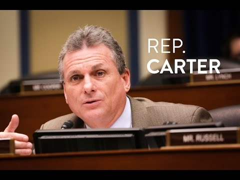 Rep. Carter Q&A - Examining FOIA Compliance at the Department of State