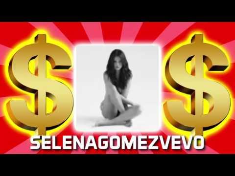 HOW MUCH MONEY DOES SELENAGOMEZVEVO MAKE ON YOUTUBE 2017 {YOUTUBE EARNINGS}