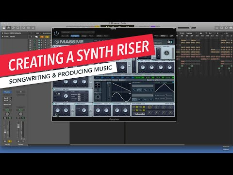 Creating a Synth Riser or Noise Sweep in Massive | Synthesizer | Music Production | Berklee Online
