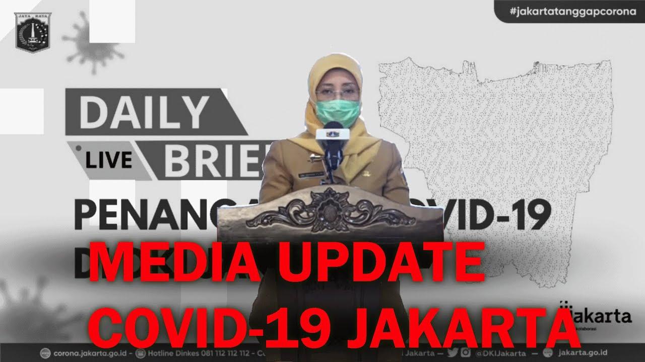 04 Ags 2020 Kabid Pencegahan & Pengendalian Penyakit Dwi Handayani Memberikan Daily Brief Covid-19