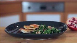 Кулинарный мастер-класс: табуле с гранатом