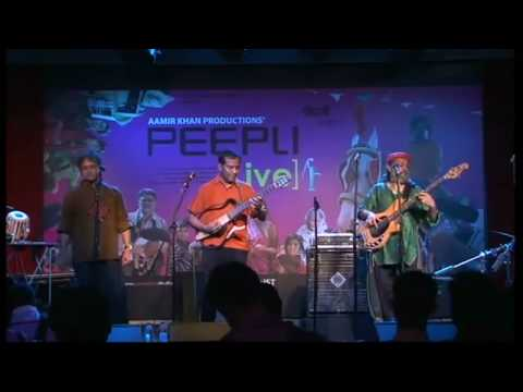 Zindagi Se Darte Ho - Indian Ocean - Live At Blue Frog