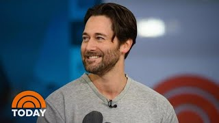 Ryan Eggold Talks About 'New Amsterdam' (Charles Barkley's A Fan!) | TODAY
