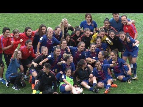 Resum semifinal Copa de la Reina Athlètic Bilbao  FC Barcelona