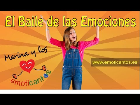 Marina y los Emoticantos: el Baile de las Emociones