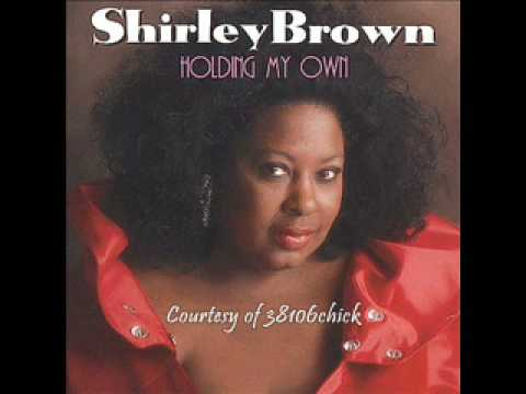"""Shirley Brown -- """"Through the Storm"""" (2004)"""