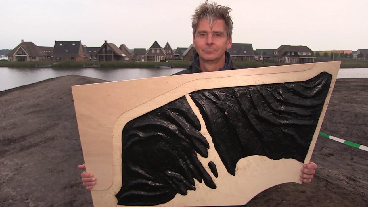 Economie Groningen - Meerstad krijgt grootste landkunst-project van Nederland