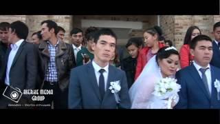 Свадебный клип | Жетес + Акбота | Ай-Ерке Студиясы |  Казакстан | Казалы | 2015