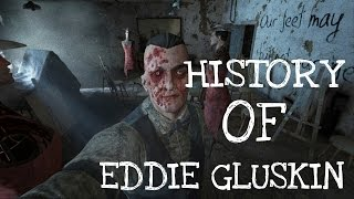 Now Available! History Behind The Horror (Episode 3) Eddie Gluskin