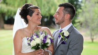 Brian & Louise Ye Olde Plough House Wedding Venue Essex Video Abbey Weddings