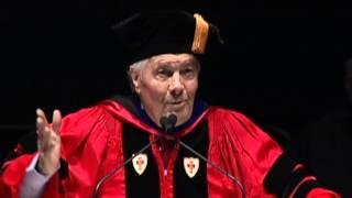 2015 MET Commencement Speaker - Jacques Pépin