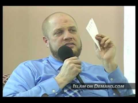 Q&A On Gender Relations And Marriage In Islam - Suhaib Webb And Omar Suleiman