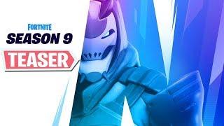 SEASON 9 NEW SKIN! FUTURE THEME! | Fortnite Battle Royale